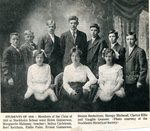 Class of 1916 - Newspaper Clipping