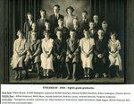 Stockholm Eighth Grade - 1924