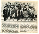 Stockholm Grammer School - 1929