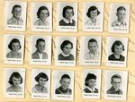 1955 - 1956 class pictures