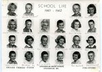 1961 - 1962 - Grade 3rd & 4th grade pictures