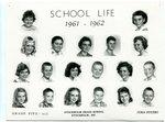 1961 -1962 - Grade 5th & 6th grade pictures