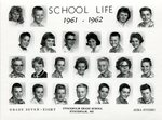 1961 - 1962 - Grade 7th & 8th grade pictures
