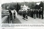 Newspaper clipping - 1993 - Memorial Day Ceremony