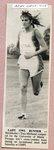 Newspaper clipping - 1993 - Tina Michaud - UMPI cross country team