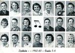 1962 - 1963 - Grade 5th & 6th grade pictures