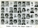 1963 - 1964 - Grade 1st & 2nd grade pictures