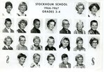 1966 - 1967 - Grade 3rd & 4th grade pictures