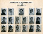 1969 - 1970 - Grade 3rd & 4th grade pictures
