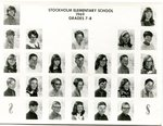 1969 - 1970 - Grade 7th & 8th grade pictures