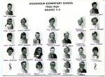 1968 - 1969 - Grade 5th & 6th grade pictures