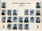 1970 - 1971 - Grade 3rd & 4th grade pictures
