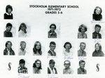 1971 - 1972 - Grade 5th & 6th grade pictures