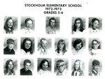 1972 - 1973 - Grade 5th & 6th grade pictures