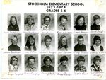 1973 - 1974 - Grade 5th & 6th grade pictures