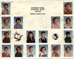 1979- 1980 - Grade 7th & 8th grade pictures