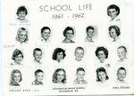 1961 - 1962 - Grade 5th & 6th grade pictures