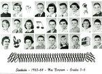 1963 - 1964 - Grade 5th & 6th grade pictures