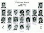 1965 -1966 - Grade 5th & 6th grade pictures