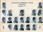 1968 - 1969 - Grade 3rd & 4th grade pictures