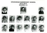 1972 - 1973 - 1st & 2nd Grade pictures
