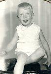 Clayton Johnson, son of Hampy and Elba Johnson
