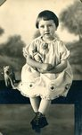 Doris Espling - Age 4 in 1922