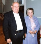 Rev. Carl Berquist & Geraldine Berquist - Pastor at the Lutheran Church in New Sweden, ME