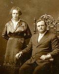 August Sodergren & Lena (Nelson) Sodergren
