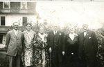Eddy & Emma (Swenson) Jepson; Brita (Sodergren) & Alfred Swenson; Charlotte (Swenson) & Peter Sodergren