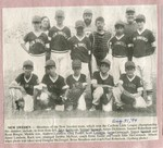 Newspapaer Clipping - New Sweden Little League Championship - Aug. 31, 1994