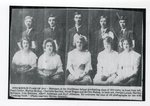 Class of 1914  - Newspaper clipping