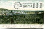 Postcard - Stockholm, ME - colored 1907
