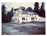 Hede's Store at Madawaska Lake - 1973