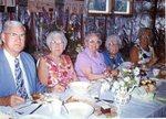 Scott & Vera Olson, Clara Wieden, Lillie Peterson & Ethel Wilson