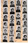 Mid - late 1950's school pictures