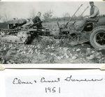 Ernest & Elmer Gunnerson - 1951