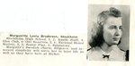 Ricker Classical Institute Class of 1941 - Marguarite Broderson