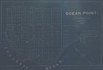 Plan of Ocean Point, Maine (1891) by C.H. Gannett