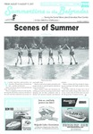 Summertime in the Belgrades : August 25, 2017
