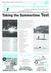 Summertime in the Belgrades : August 17, 2012