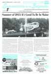 Summertime in the Belgrades : May 31, 2013
