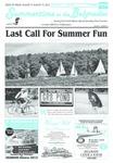Summertime in the Belgrades : August 9, 2013
