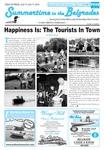 Summertime in the Belgrades : July 11, 2014
