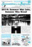 Summertime in the Belgrades : August 22, 2014