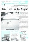 Summertime in the Belgrades : August 14, 2015