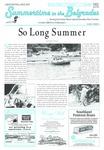 Summertime in the Belgrades : August 31, 2007