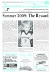 Summertime in the Belgrades : August 21, 2009