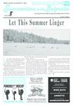 Summertime in the Belgrades : August 20, 2021
