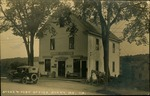 J.A. Bragdon Store and Post Office, Surry, Maine Postcard